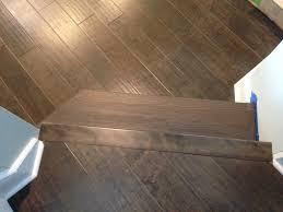 Laminate Wood Flooring On Stairs Oak Wood Stair Refinishing In Atlantic Beach Florida
