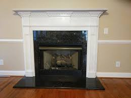 testimonials and fireplace mantel project photos before and