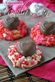 dove chocolate hearts vanilla bean cookies with chocolate hearts shugary
