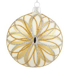shop allen roth white gold and silver ornament lights at lowes com