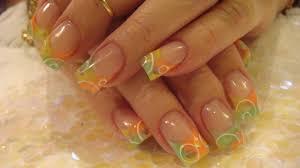 45 artificial nail designs 26 summer acrylic nail designs ideas