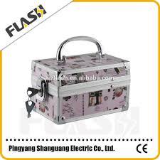 Vanity Box Small Size Two Layers Vanity Box Beauty Box Jewellry Cosmetic