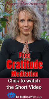 gratitude meditation as a gift for my american friends thanksgiving