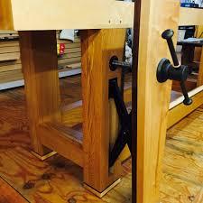 custom roubo workbench sold u2014 asheville hardware