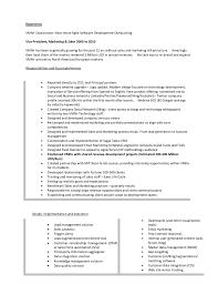 recruiter resume director international relations resume example