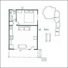 Tiny Guest House Small House Plan For Outside Guest House Make That A Murphy Bed