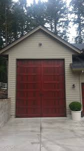 Overhead Door Portland Or Bi Fold Carriage Style Garage Door And Rv Port Portland Or Rv