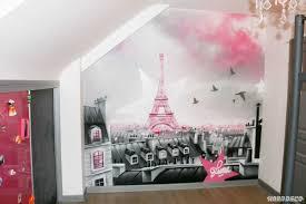 chambre a theme avec papier peint pour chambre ado images papier peint fille ado avec