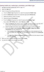 printable area change cdpr22 rimage everest ii printer user manual everest iii printer