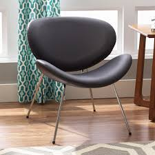 Black Accent Chair Black Accent Chairs Bedroom And Office Ideal Space