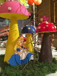 Alice In Wonderland Theme Party Decorations Dreamark Events Blog Alice In Wonderland Theme Tea Party Decoration