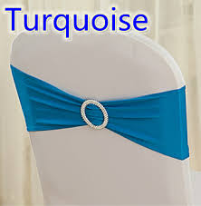 turquoise chair sashes online get cheap wholesale wedding chair sashes aliexpress