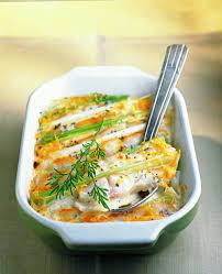 cuisiner le poireaux recette gratin de poireaux au haddock