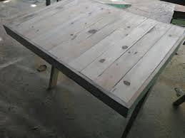 pallet table pallet furniture diy part 7