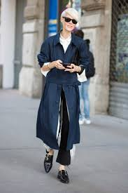 on the street at milan fashion week spr 2017 comfy shoes