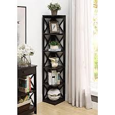 Lyss 5 Tier Corner Ladder by 5 Tier Folding Bookcase