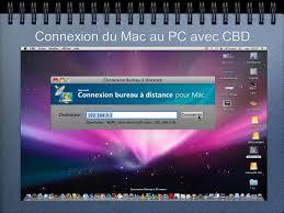 connexion bureau distance pour mac initiation et perfectionnement à lutilisation de la micro