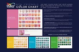 the men friendly color chart u2013 qamari ally u2013 directeur artistique