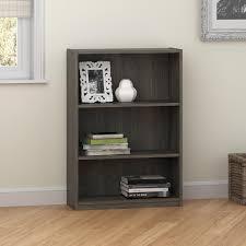 assemble shelf bookcase kmart com rodeo oak core idolza