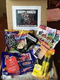 em u0027s spring finals week care package gift for college student