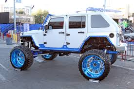 sema jeep yj sema 7 trucks jeeps that will never see the dirt off road com blog
