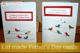 s day cards for kids children s craft showcase fathers day cards and presents in