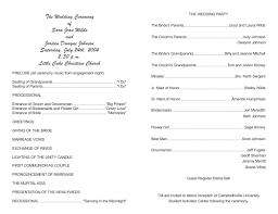 Wedding Programs Trifold Wedding Program Templates Tri Fold The Best Wallpaper Wedding