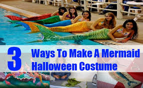 Mermaid Halloween Costume Mermaid Halloween Costume Tips Mermaid