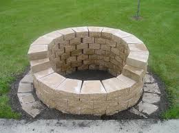 Small Patio Fire Pit Remarkable Design Small Outdoor Fire Pit Marvelous 1000 Ideas