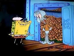 Spongebob Krabby Patty Meme - you like krabby patties don t you squidward youtube