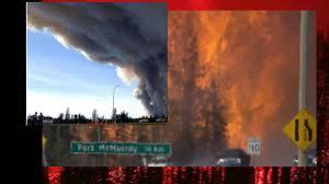 Canada Wildfire Smoke Usa by Alberta Fire Uranium Connection Clinton Foundation Youtube