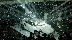 porsche 911 launch that porsche moment 911 turbo launch autoevolution