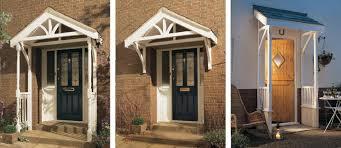 richard burbidge lc003 flat roof porch canopy kit porches and