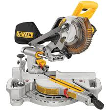 Skil Flooring Saw Home Depot by Dewalt 20 Volt Max Lithium Ion Cordless 7 1 4 In Miter Saw With