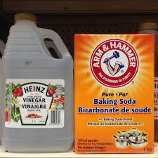 Slow Draining Bathroom Sink Baking Soda by Baking Soda And Vinegar Have Many Uses A Drain Oven
