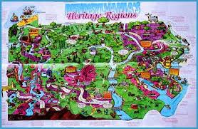 Iowa natural attractions images Iowa map tourist attractions travel map vacations jpg