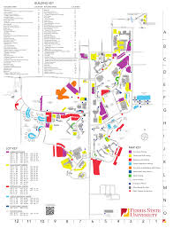 Fsu Campus Map Campus Map Ferris State University
