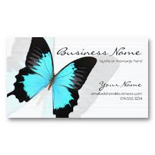 Zazzle Business Card Template Blue Morpho Butterfly Design Business Card Template By Marlodee