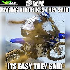 Motocross Meme - 9 best motocross memes images on pinterest motocross quotes