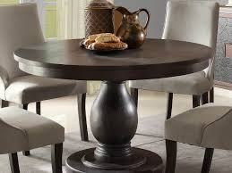 the round dining room tables and its additional values dining room