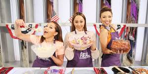 the real a daytime talk show with co hosts adrienne houghton