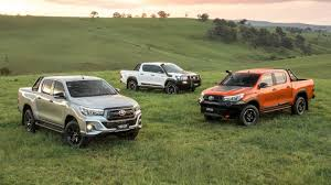 toyota uxs check out these rad toyota hilux trucks we can t have in the u s