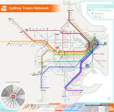 Santiago Metro Map by Sydney Maps Real And Fictional Transport Sydney