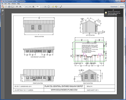 scaled floor plan up templates for other scales