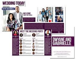 wedding magazine template wedding magazine program ms publisher template with