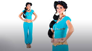 Disney Halloween Costumes Adults Size Womens Disney Jasmine Costume