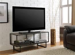 Furniture Tv Unit Dorel Emmett Sonoma Oak And Gunmetal Gray Tv Stand Coffee Table