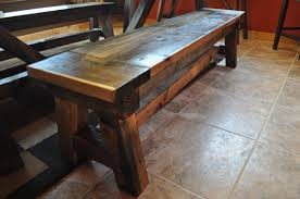 magnificent farmhouse table benches and ana white fancy x