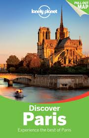 lonely planet discover paris travel guide lonely planet