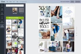 how to create your vision board in canva u2014 think creative collective